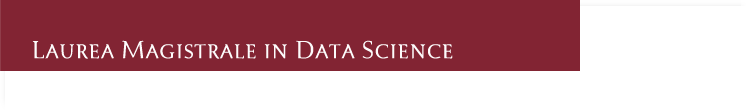 Data Science - Università di Roma